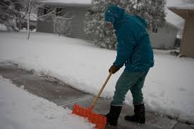 Shoveling Fines Issued By City Ordinance