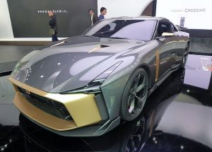 Nissan GTR 50 Is Now A Reality