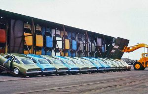 Vert-A-Pack: How Car Shipping Optimized Space
