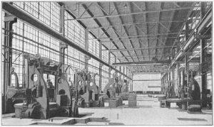 North Omaha: Manufacturing History